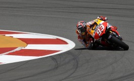 Marquez a mani basse a Indianapolis