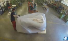 Procedura imballaggio Moto - Bimota DB10 e DB8