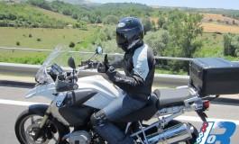BMW GS R1200 - Test ride