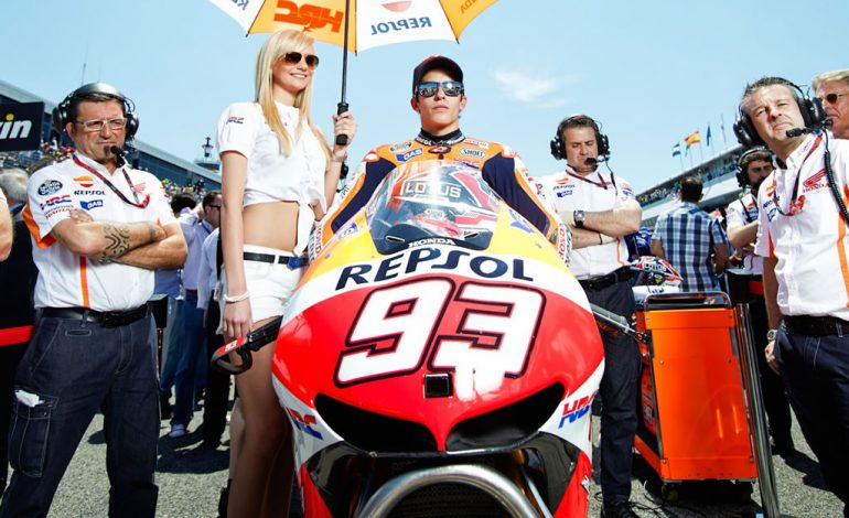 Marquez: È Pedrosa che deve vincere il titolo!