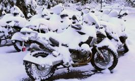 Il rimessaggio invernale, consigli utili moto