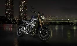 Yamaha MT-09 - Jap Minimal!