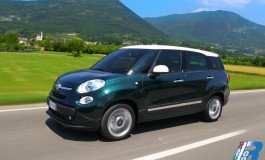 Fiat 500L Living 0.9 TwinAirTurbo a metano