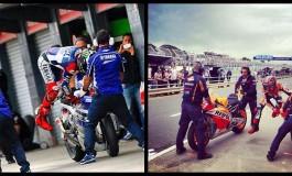 Pit-Stop o Flag-to-Flag... una futura MotoGP?