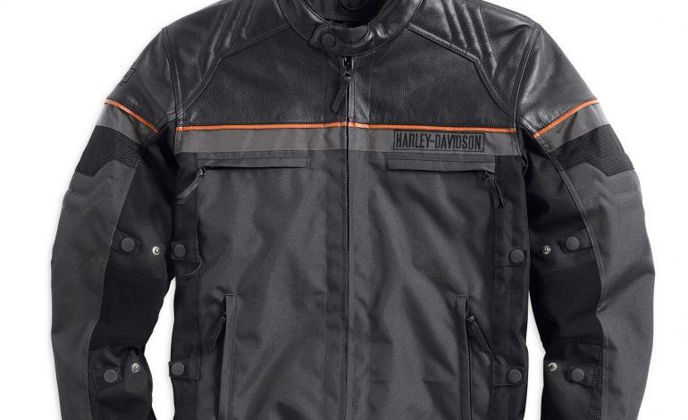 Nuove giacche collezione Harley-Davidson
