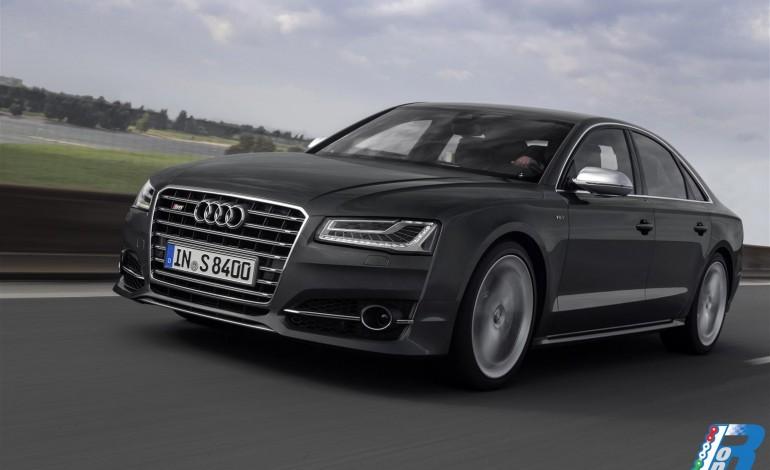 Più maestosa: la nuova Audi A8