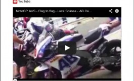 Luca Scassa ed il Flag to Flag - VIDEO