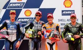 Marquez, pole e record a Sepang! Rossi 2° e Bradl frattura della caviglia