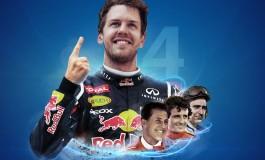 Vettel e Red Bull conquistano il quarto mondiale di fila!