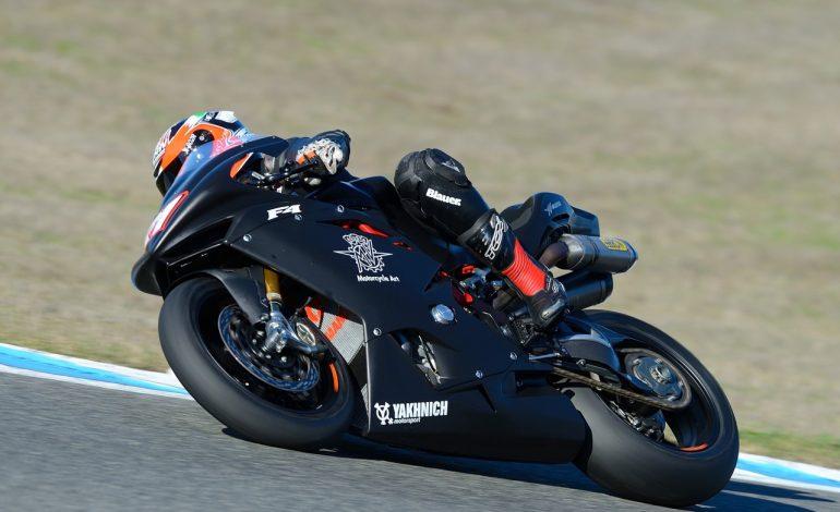 Debutto a Jerez per MV Agusta reparto corse