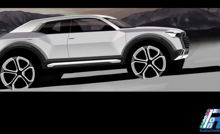 Arriva la Q1 nella famiglia Audi!