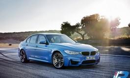 La nuova BMW M3 berlina e la nuova BMW M4 Coupé