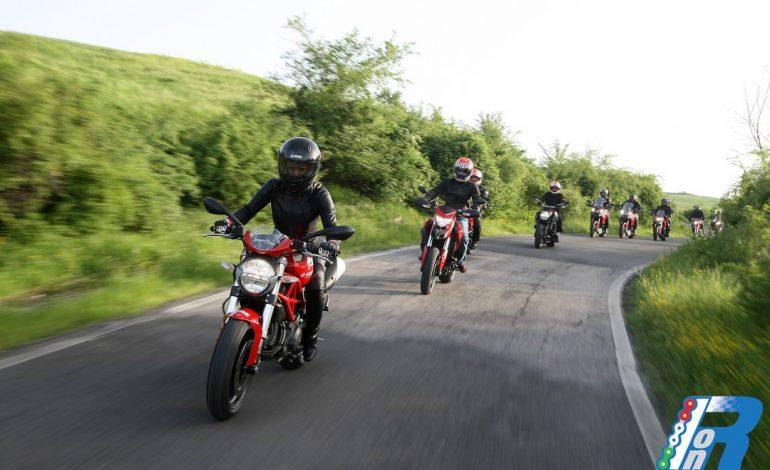 Ducati Dream Tour 2014: nove week end in sella alle rosse