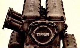 Un motore Ferrari bicilindrico per la Formula 1 - History