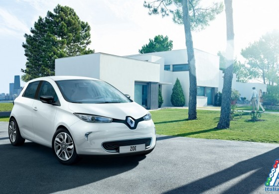 Renault ZOE, la migliore auto cittadina del 2013 secondo euro ncap