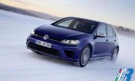 Nuova Golf R: più potenza a consumi ridotti!