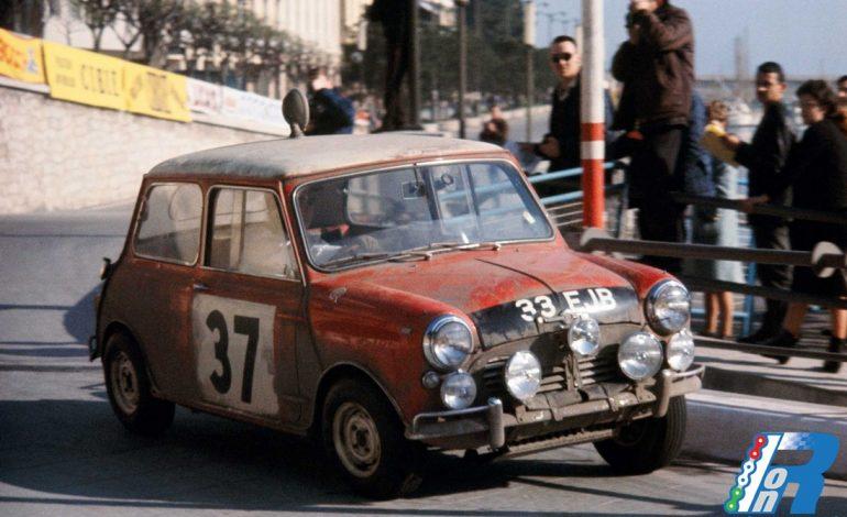 50 anni fa la Mini classica vinse il Rally di Montecarlo per la prima volta