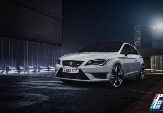 SEAT Leon CUPRA: dinamica avvincente e design imponente!