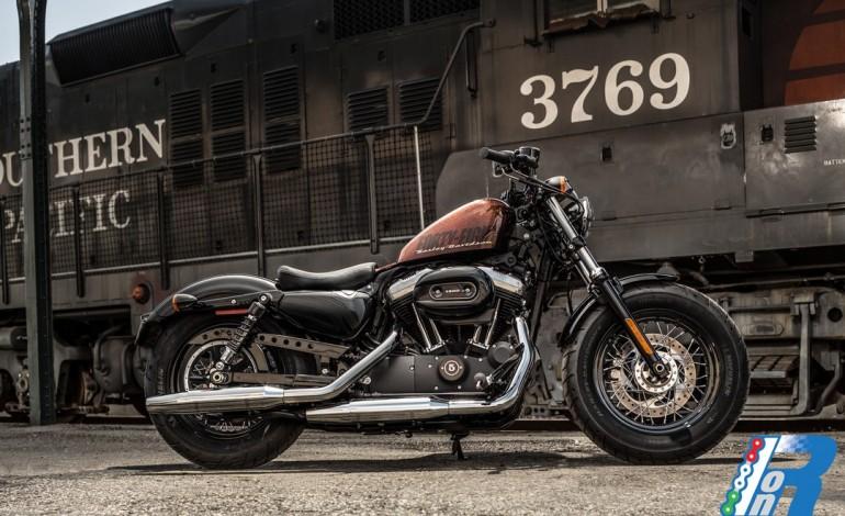 Harley Davidson Sportster 1200, con ABS di serie!