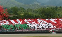 Pronte le tribune Ducati in MotoGP e in Superbike