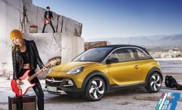 Opel Adam Rocks, il crossover diventa realtà!
