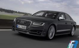 Audi A8... il lusso riapre le porte