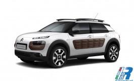 "A New York, Citroën C4 Cactus riceve il premio ""2015 World Car Design Of The Year"""