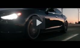 La Maserati Ghibli al Super Bowl - VIDEO - ITA