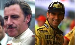 Graham e Damon Hill: padre e figlio Campioni del Mondo di Formula 1