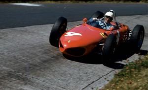 Phil Hill su Ferrari