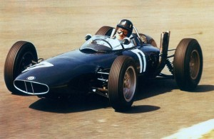 Graham Hill BRM 1962