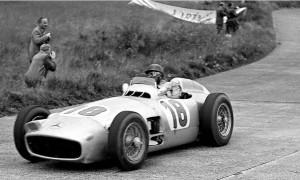 Mercedes W196 Formula 1