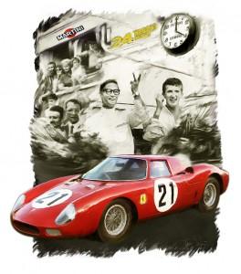 La vittoria di Rindt - Gregory alla 24 ore di Le Mans del 1965