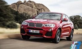 La nuova BMW X4, sportiva come non mai!