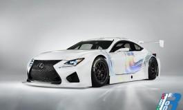 Prototipo Lexus RC GT3... la voglio!