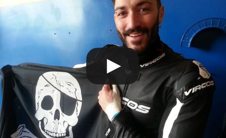 Video intervista ad Alex Polita, il Pirata alla riscossa!
