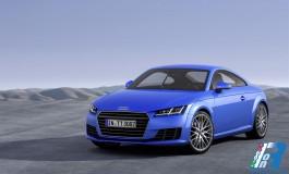 La nuova Audi TT, al salone di Ginevra 2014