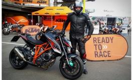 """Concorso """"KTM Win The Beast"""" consegnata la moto al vincitore Italiano"""