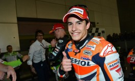 MotoGP Qatar: Marquez conquista la pole, mentre Rossi è 10°...