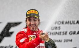 Formula 1 GP di Cina 2014: inizia la rimonta della Ferrari?