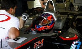 Monza, Test collettivi Formula 3 - 25/26 Aprile 2014