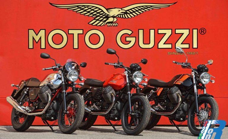 Moto Guzzi: nuova gamma v7 in Stone, Special e Racer