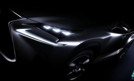 Il nuovo crossover NX Hybrid - L'anteprima!