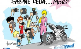 """Fotografare al Salone della """"Moto""""..."""