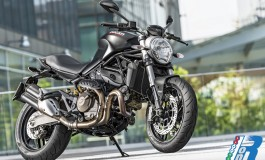 lI lancio del nuovo Ducati Monster 821