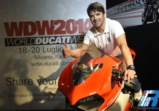 World Ducati Week 2014, l'evento dell'anno del WDW