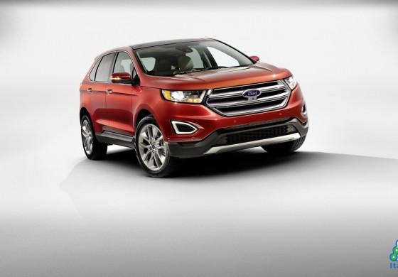 Ford continua l'attacco al mercato dei SUV con la nuova Edge!