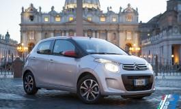 Nuova Citroën C1: Il lancio italiano