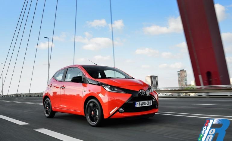Nuova Toyota Aygo, oltre le convenzioni!