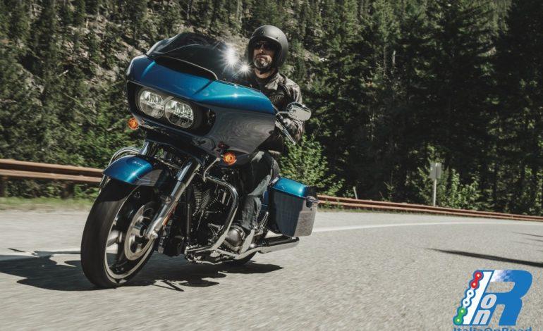 Il ritorno del modello Harley Davidson Road Glide